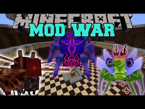 Battle - War of the Bugs : Who will win the battle?! Don't forget to subscribe for more battles and epic Minecraft content! Facebook! https://www.facebook.com/pages/PopularMMOs/327498010669475 Download...