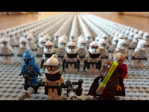 My LARGEST Lego Clone Army (2015)