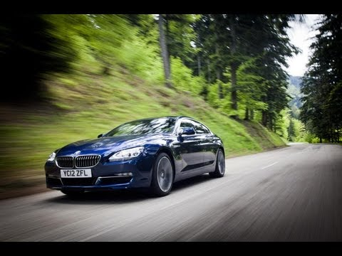6 Series Grand Coupe - I got to drive the new BMW 640d Gran Coupe from Strasbourg to the UK, and on the way I maxed the car out on the German Autobahn. Okay, so it's not a proper r...