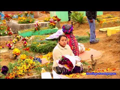 Dia De Todos Los Santos En Guatemala (Chichicastenango El Quiche y Santiago Sacatepequez)