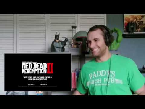 Red Dead Redemption 2 Gameplay Reaction