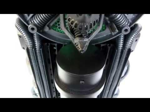 H.R. GIGER Tribute PC, Cooler Master HAF 912 Case Mod