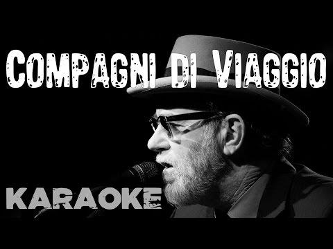 , title : 'COMPAGNI DI VIAGGIO (KARAOKE)'
