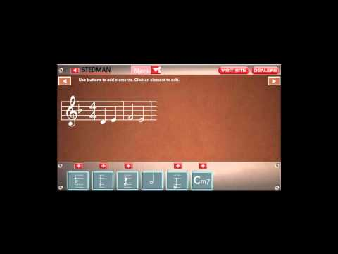 Video of Write Music by Stedman