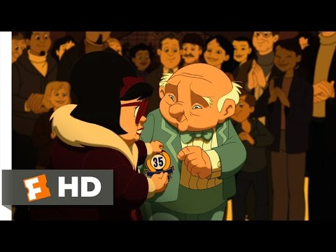 Eight Crazy Nights (10/10) Movie CLIP - It's Your Moment, Whitey (2002) HD