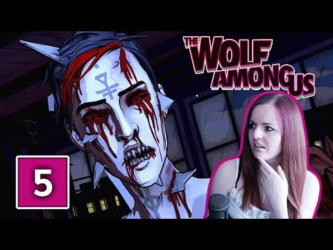 CRY WOLF | The Wolf Among Us Gameplay Walkthrough - Full Episode 5