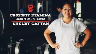 Athlete of the Month: Shelby Gaytan