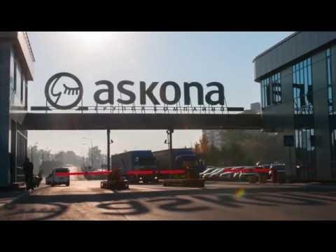 Рекламный ролик - Матрасы и кровати Asko… видео