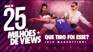 Video Que Tiro Foi Esse - Jojo Maronttinni (JoJo Todynho) | FitDance TV (Coreografia) Dance Video MP3, 3GP, MP4, WEBM, AVI, FLV Januari 2018