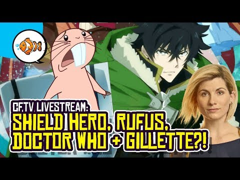 "The Rising Of The Shield Hero, ""toxic"" Gillette Commercial, Doctor Who And More!"
