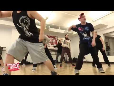 Basic Hip-Hop Class with Ms. Vee | Broadway Dance Center #bdcnyc