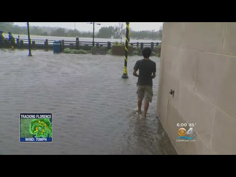 Deadly Storm Florence Claims 4 Lives