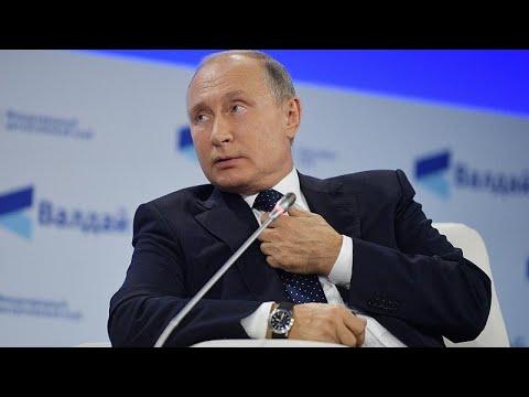 Πούτιν: «Τζιχαντιστές σκοτώνουν ομήρους στη Συρία»