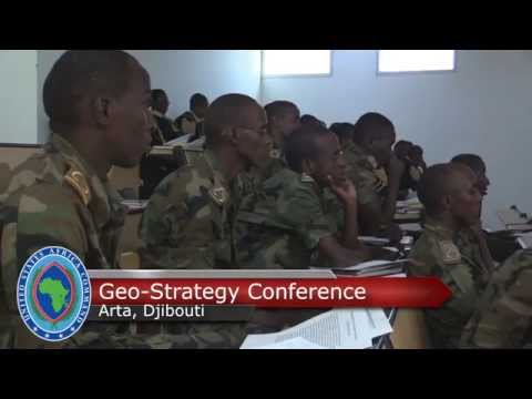First Geo-Strategy Conference held at the Joint Military Academy of Arta.