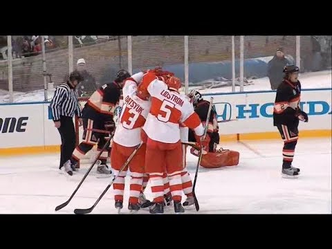 08/09 RS: Det @ Chi Highlights - 1/1/09 (Winter Classic)