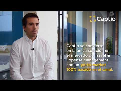 Captio comercializará sus soluciones de Travel & Expense exclusivamente a través de su red de partners