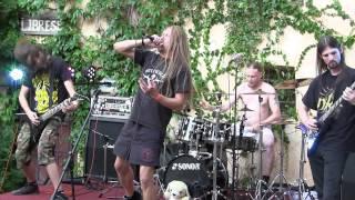 Video GAZDASGRIND -  Bolesť (Jašterice Metal Fest)