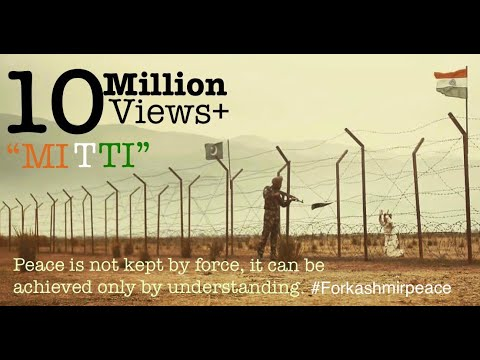An emotional short film on Peace , Los Angeles  film festival Award winning Shortfilm Mitti (soil)