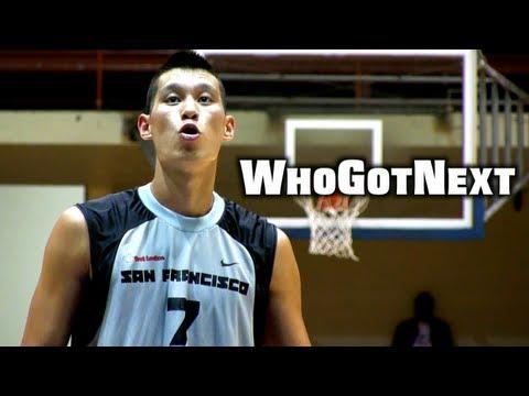 Jeremy Lin scores 45 points in 2013 SF Pro Am