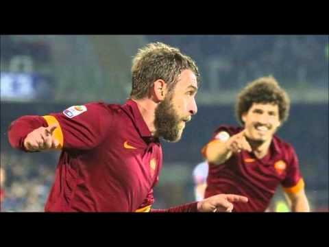 cesena-roma 0-1 commento carlo zampa