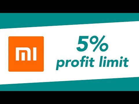 Why Does Xiaomi Limit Its Profits To 5%?