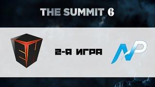 EHOME vs NP #2 (bo3)   The Summit 6, 18.11.16