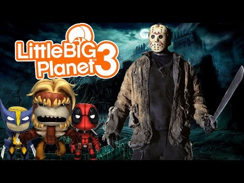 Video Little Big Planet 3: Jason, Keep Your Pimp Hand Strong!!! (Friday the 13th) download in MP3, 3GP, MP4, WEBM, AVI, FLV January 2017