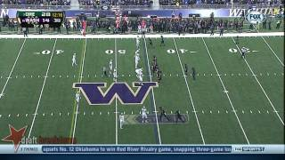 Bishop Sankey vs Oregon (2013)