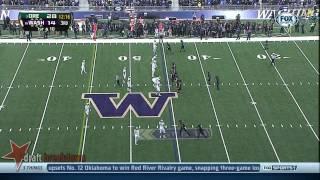 Bishop Sankey vs Oregon (2013)
