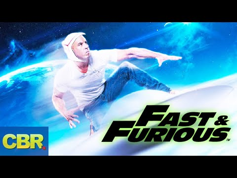 Why Fast & Furious 9 Is Set in SPACE