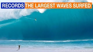 Video BIGGEST WAVES EVER SURFED IN HISTORY | LAS OLAS MÁS GRANDES JAMÁS SURFEADAS MP3, 3GP, MP4, WEBM, AVI, FLV Februari 2019