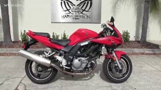 3. Used 2006 Suzuki SV650 S for sale in Tampa FL SV 650