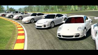 Real Racing 3 Porsche Update Preview
