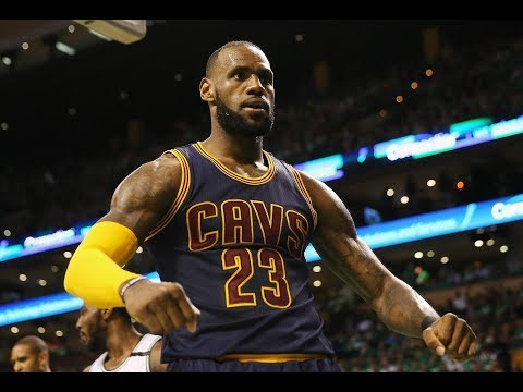 "LeBron James Mix ""The King"" 
