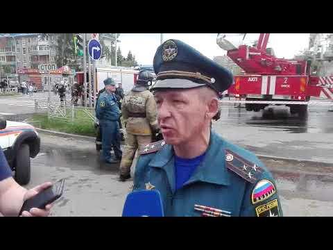 В МЧС рассказали подробности пожара на 24-й Северной - DomaVideo.Ru