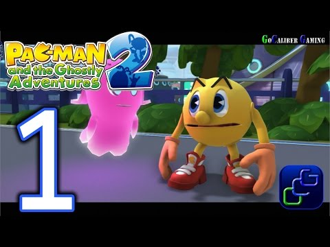 Pac-Man and the Ghostly Adventures 2 Walkthrough ...