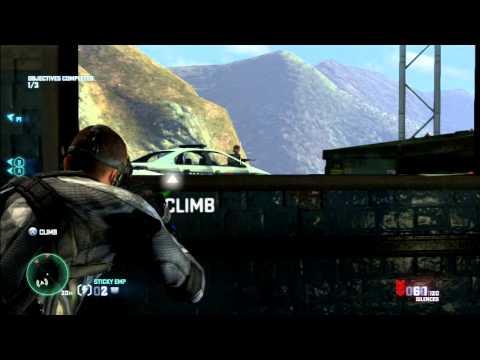 Splinter Cell Blacklist:Grimms Co-Op Mission 2   Border Crossing