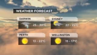 Weather Forecast 19.03.2017 (TEST) Source: MSN Weather Music: Road Junkie - Terry Devine-King, Adam Drake.