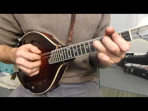 Hell And Grace - Fiddle Tune on Mandolin