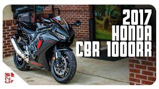 2. 2017 Honda CBR 1000RR | First Ride
