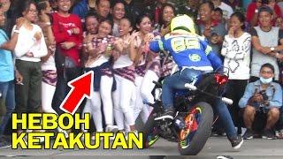Video Wawan Tembong Full Terbaru - Endingnya Lucu!! Freestyle Motor Yamaha R6 dan MT25 (AMF Jogja) MP3, 3GP, MP4, WEBM, AVI, FLV Januari 2019