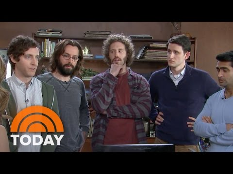 'Silicon Valley' Season 3 Behind The Scenes | TODAY