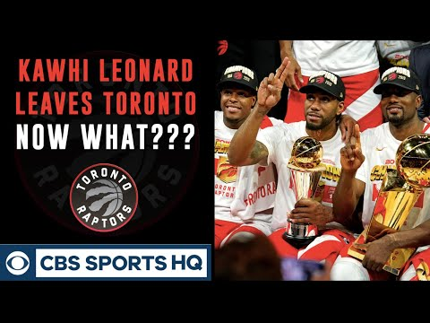 Video: How Toronto can RELOAD after Kawhi chooses CLIPPERS | 2019 NBA Free Agency | CBS Sports HQ
