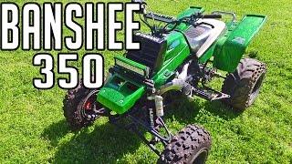 3. 2016 Yamaha Banshee 350
