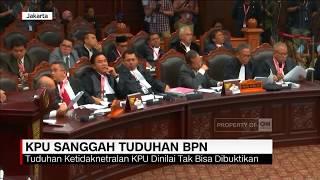 Video KPU Sanggah Tuduhan BPN Karena Dinilai Tak Terbukti MP3, 3GP, MP4, WEBM, AVI, FLV Juni 2019