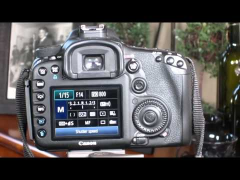 HDR Tutorial With Canon 7D and Photomatix Pro – How to Use Exposure Bracketing