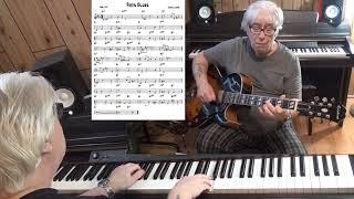 Download Lagu Paris Blues - Jazz guitar & piano cover ( Duke Ellington ) Mp3