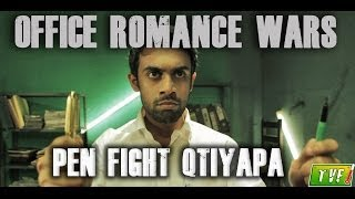 Video Office Romance Wars: Pen Fight Qtiyapa | Episode 01 MP3, 3GP, MP4, WEBM, AVI, FLV Maret 2018