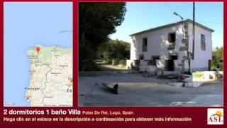Palas de Rey Spain  city photos : 2 dormitorios 1 baño Villa se Vende en Palas De Rei, Lugo, Spain