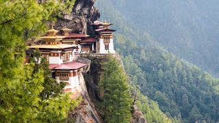 Tiger's Nest Monastery in Bhutan is one of the most famous attractions, and the beauty is mind-blowing! ▻Subscribe for more...
